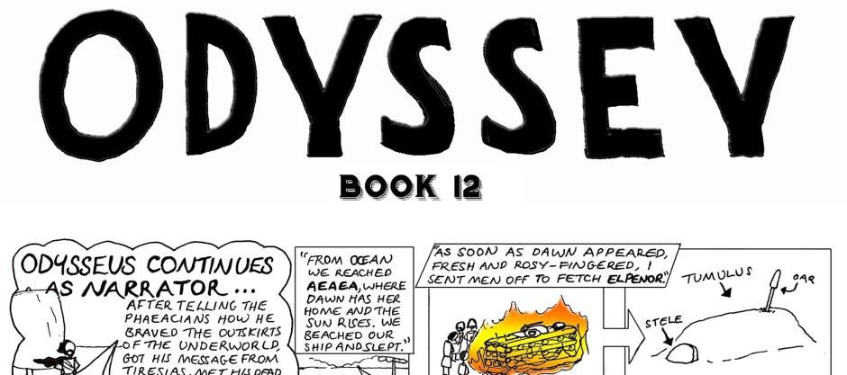 Odyssey 12 1 1