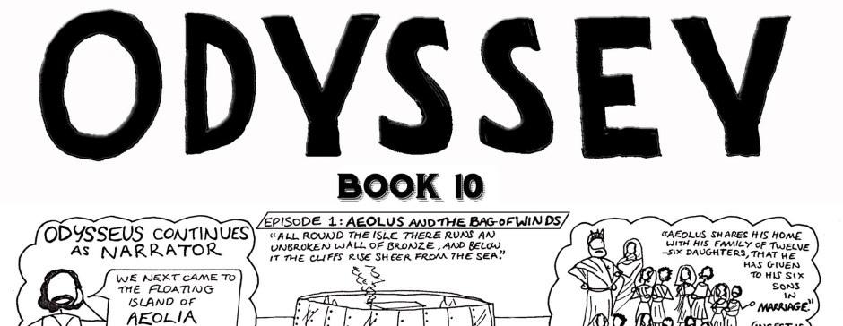 Odyssey book 10 episode 1 1