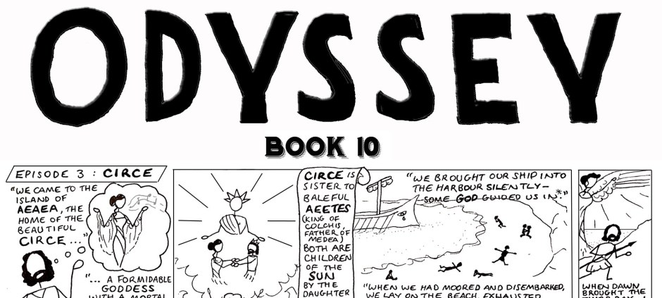 Odyssey book 10 episode 3 part 1 1