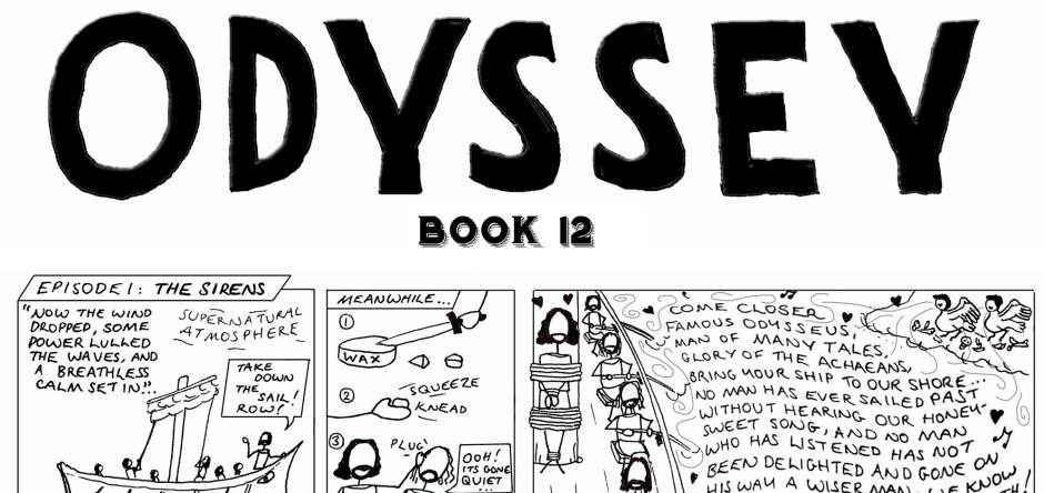 Odyssey 12 2 1