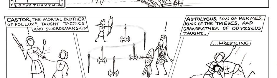 Heracles part 5 page 1 slice 2