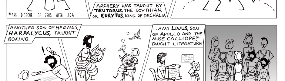 Heracles part 5 page 1 slice 3