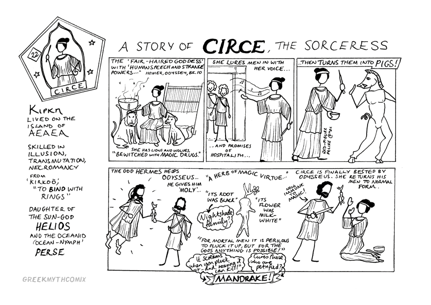 classics vs harry potter gmc CIRCE